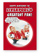 Liverpool birthday cards funny footbal cards live02 live02 general birthday card for liverpool bookmarktalkfo Choice Image